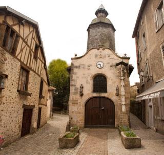 Serrure chapelle Saint Aurélien - rue de la boucherie à Limoges